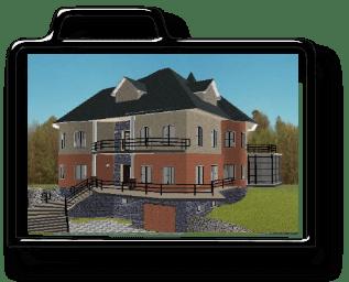 Проекты домовладений
